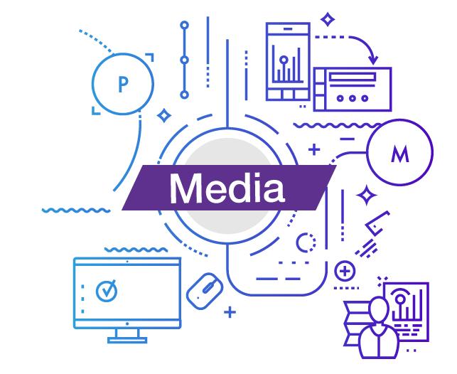 メディア事業